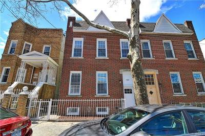 Bronx Multi Family 2-4 For Sale: 1535 Mayflower Avenue