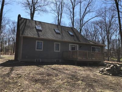 Montgomery Single Family Home For Sale: 193 Benedict Road