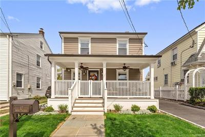 New Rochelle Single Family Home For Sale: 17 Mt. Tom Road