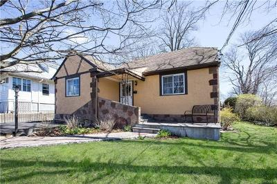 Westchester County Single Family Home For Sale: 8 Harwood Avenue