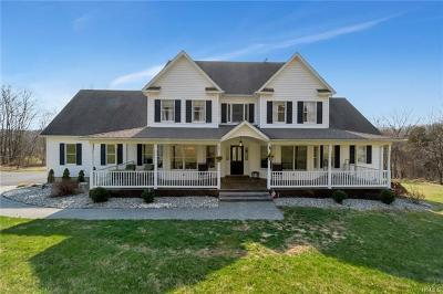 Warwick Single Family Home For Sale: 3 Sagers Farm Road