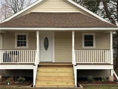 Ellenville Single Family Home For Sale: 1 Nevins Street