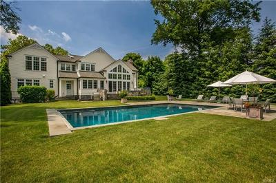 Scarsdale NY Single Family Home For Sale: $2,950,000
