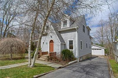 Westchester County Single Family Home For Sale: 15 Park Way