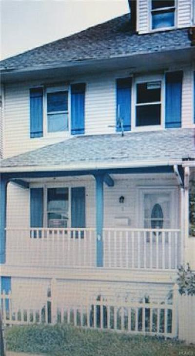New Rochelle Single Family Home For Sale: 7 Union Street
