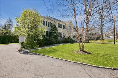 Scarsdale Rental For Rent: 126 Plymouth Drive