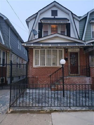 Brooklyn Single Family Home For Sale: 1233 Schenectady Avenue