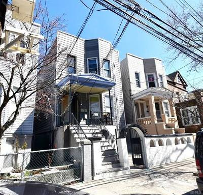 Bronx Multi Family 2-4 For Sale: 2262 Hughes Avenue