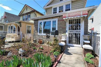 Bronx Single Family Home For Sale: 521 Thieriot Avenue