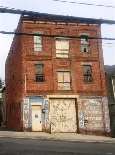 Tarrytown Commercial For Sale: 17 North Washington Street