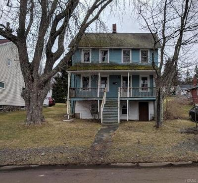 Liberty Single Family Home For Sale: 32 Wierk Avenue