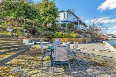 Nyack Single Family Home For Sale: 88 River Road