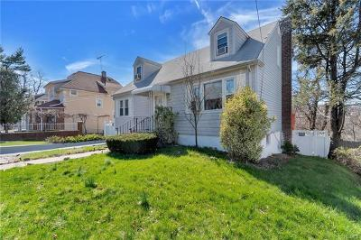 Yonkers Single Family Home For Sale: 355 Eldridge Avenue