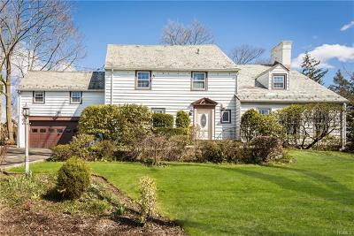 Westchester County Single Family Home For Sale: 140 Grandview Boulevard