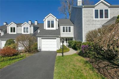 Hastings-On-Hudson Condo/Townhouse For Sale: 6 Pond Lane