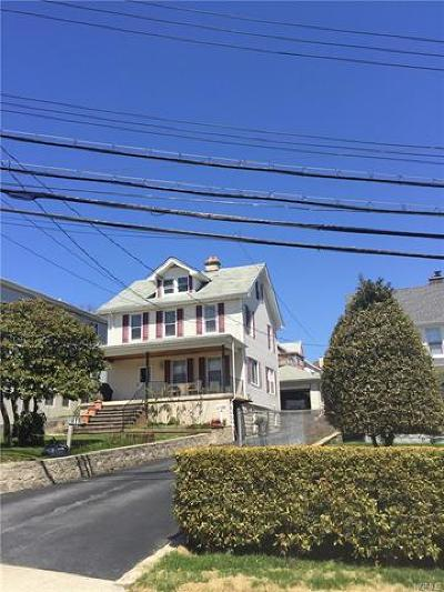 Yonkers NY Single Family Home For Sale: $569,900