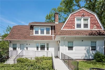 Westchester County Single Family Home For Sale: 345 Maple Avenue