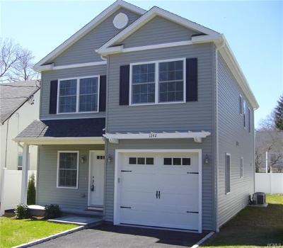 Peekskill Single Family Home For Sale: 1242 Brook Street