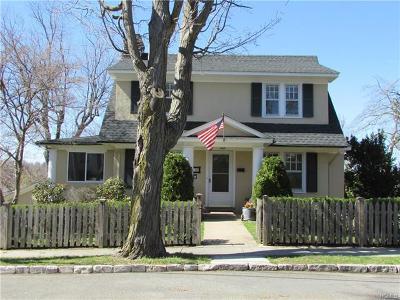 Eastchester Single Family Home For Sale: 133 Bella Vista Street