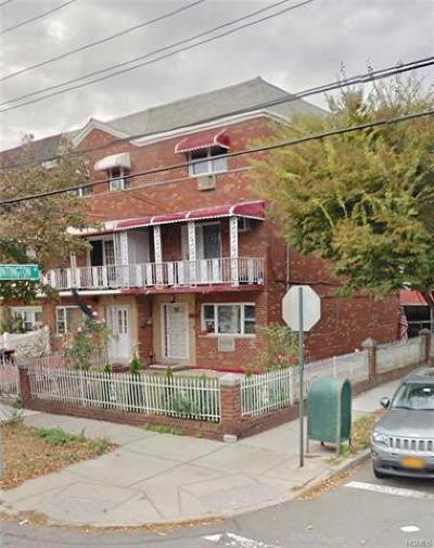 Bronx Multi Family 2-4 For Sale: 2745 Miles Avenue