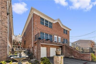 Yonkers Multi Family 2-4 For Sale: 50 Cook Avenue