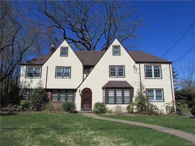 Scarsdale Rental For Rent: 45 Ferncliff Road