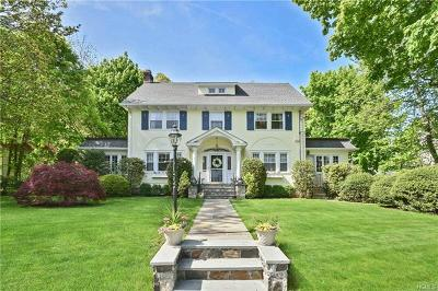 New Rochelle Single Family Home For Sale: 53 Bon Air Avenue