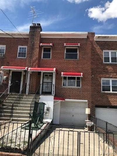 Bronx Single Family Home For Sale: 4065 Paulding Avenue