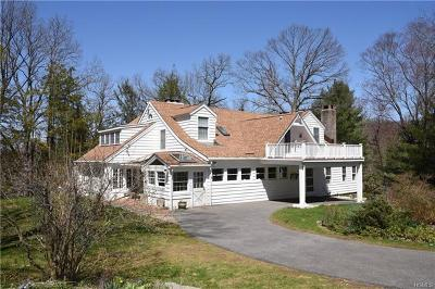 Croton-On-Hudson Single Family Home For Sale: 26 Teatown Road