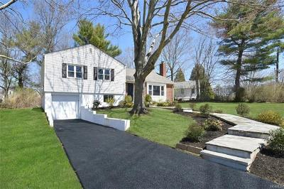 Westchester County Single Family Home For Sale: 20 Amherst Drive