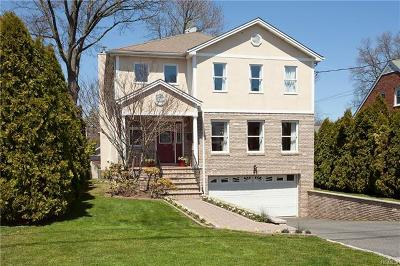 Eastchester Single Family Home For Sale: 85 Stebbins Avenue