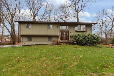 Rockland County Single Family Home For Sale: 117 Smith Hill Road