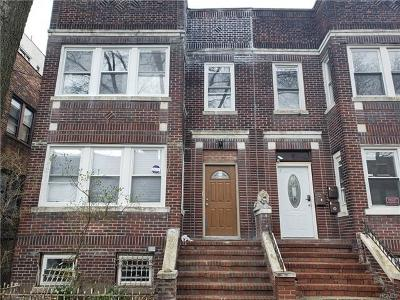 Bronx Multi Family 2-4 For Sale: 1259 Findlay Avenue