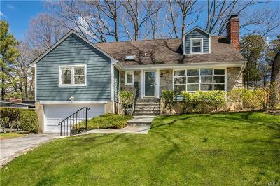 Larchmont Single Family Home For Sale: 294 Murray Avenue