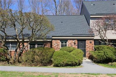 Westchester County Condo/Townhouse For Sale: 176 Heritage Hills #B