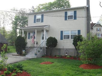 Goshen Single Family Home For Sale: 3 Center Street