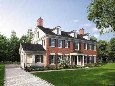 Scarsdale Single Family Home For Sale: 129 Cushman Road