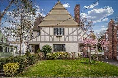 Mount Vernon Single Family Home For Sale: 32 Carwall Avenue