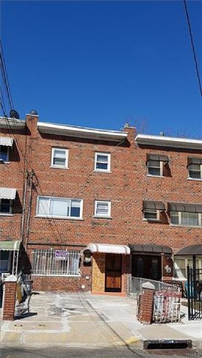 Bronx Single Family Home For Sale: 1041 Underhill Avenue