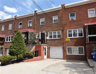 Bronx Multi Family 2-4 For Sale: 1916 Hunt Avenue