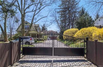 Westchester County Single Family Home For Sale: 395 Ardsley Road
