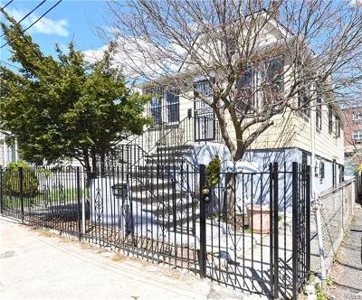 Bronx Single Family Home For Sale: 3396 Ely Avenue