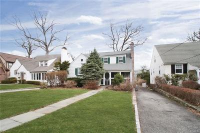 Westchester County Single Family Home For Sale: 12 Midchester Avenue