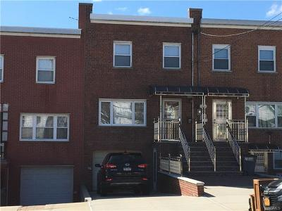 Single Family Home Sold: 2870 Waterbury Avenue