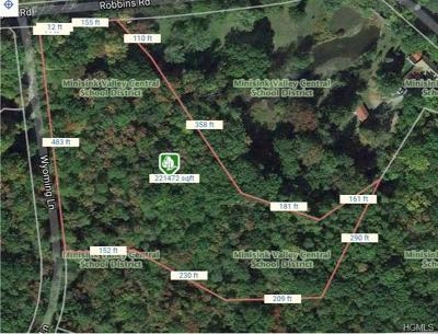 Orange County, Sullivan County, Ulster County Residential Lots & Land For Sale: Robbins Road