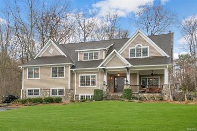 Chappaqua Single Family Home For Sale: 10 Shady Lane