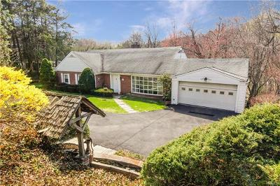 Scarsdale NY Single Family Home For Sale: $689,000