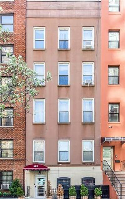 New York Multi Family 5+ For Sale: 322 East 79th Street