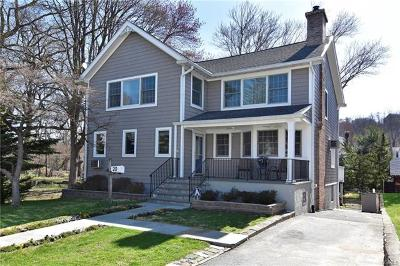Hastings-On-Hudson Single Family Home For Sale: 20 Clunie Avenue