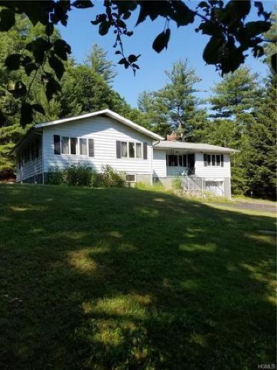Wurtsboro Multi Family 2-4 For Sale: 529 Tempaloni Road
